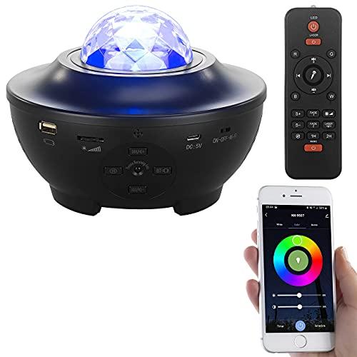 Lunartec Laser-Projektor