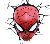 Philips 3D Spider Man Mask Light