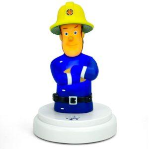 Nachtlicht Feuerwehrmann sam