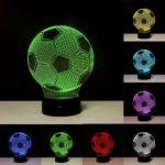 Nachtlicht Fußball