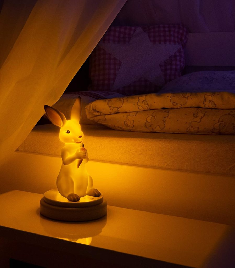 Hase Nachtlicht