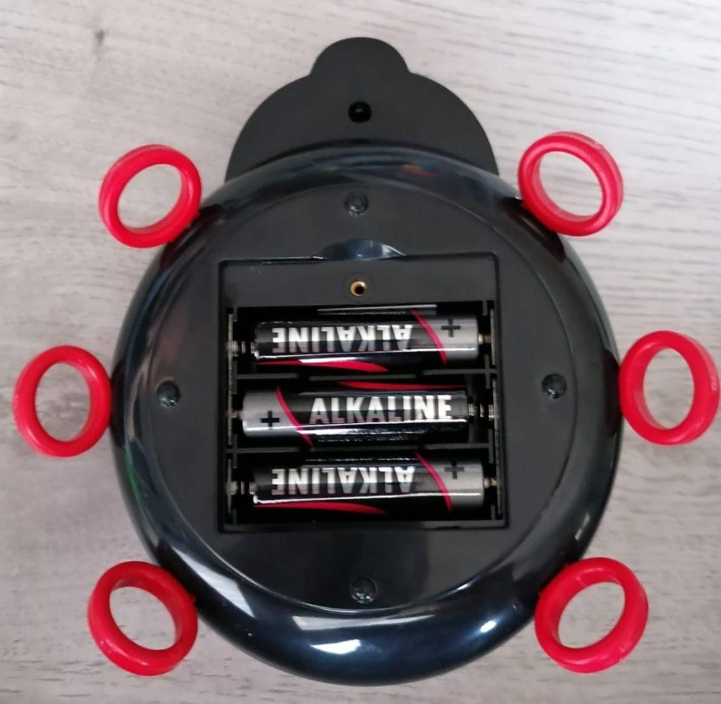 Batteriefach Ansmann Käfer