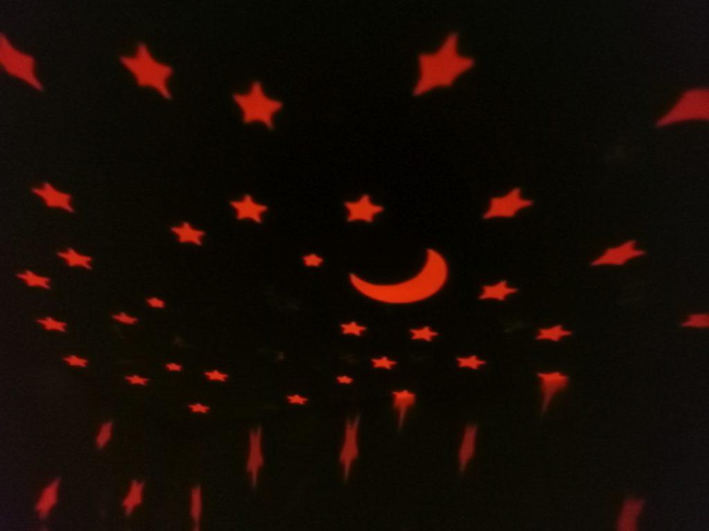 rotes Nachtlicht