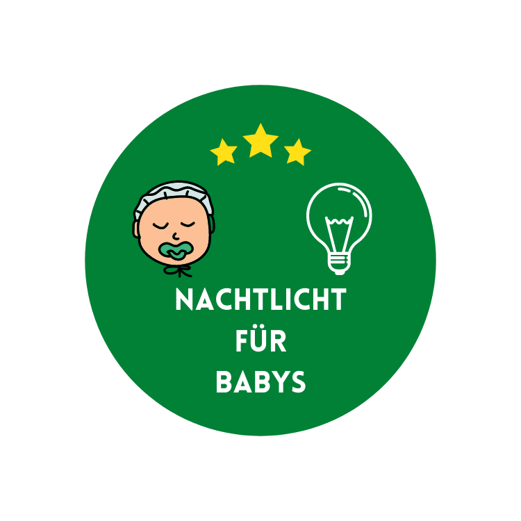 Nachtlicht für Babys