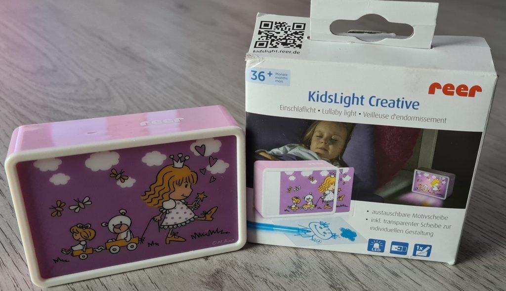 Einschlaflicht von reer Kids Light Creative