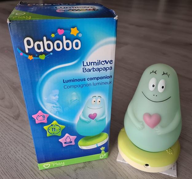 Barbapapa Nachtlicht Pabobo Lumilove