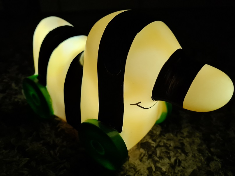 Nachtlicht Janosch leuchtend 2
