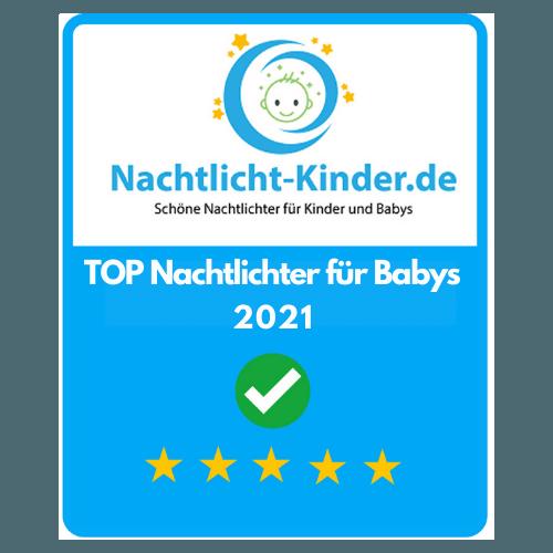 Die besten Nachtlichter für Babys