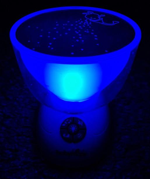 Babymoov Nachtlicht in blau