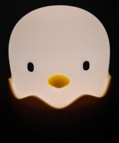 Eggy Nachtlicht auf kleinster Stufe