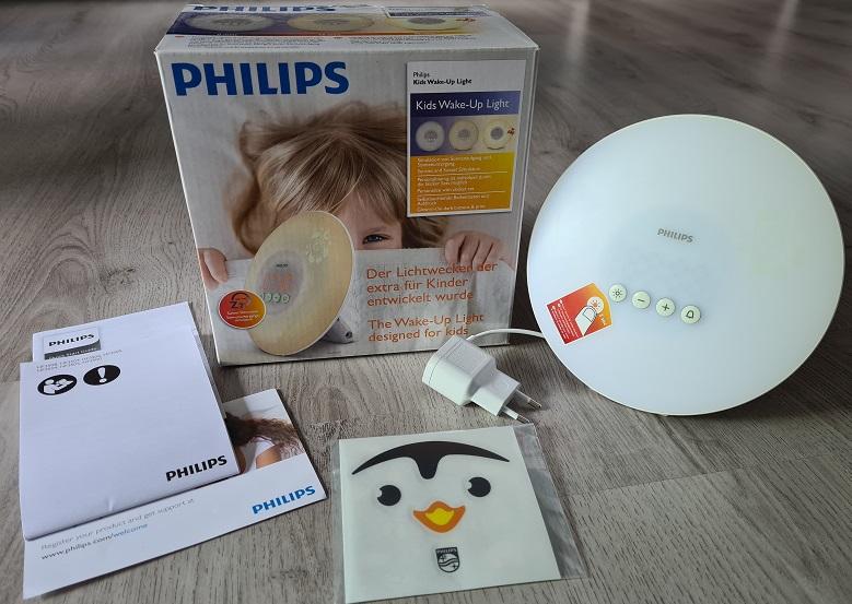 philips Kids-Wake Up Light im Test