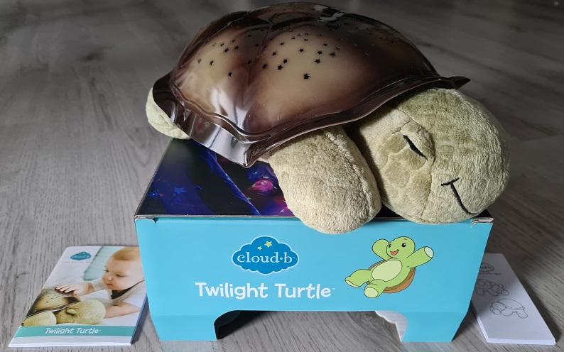 CloudB 7323z Nachtlicht Twilight Turtle im Test