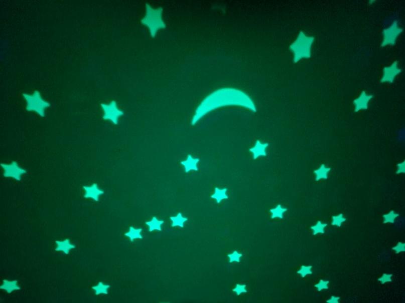 cloudb Twilight turtle sternenhimmel grün