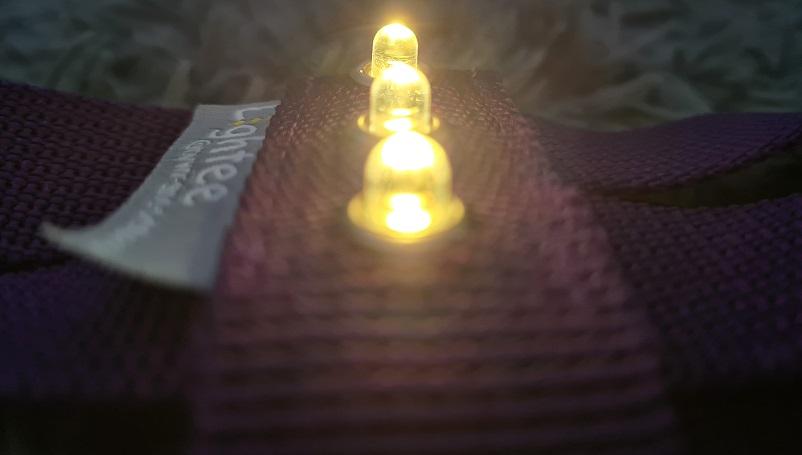 Lightee als Nachtlicht